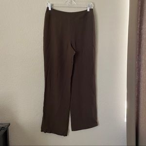 LOFT Petites Brown Trousers 8P